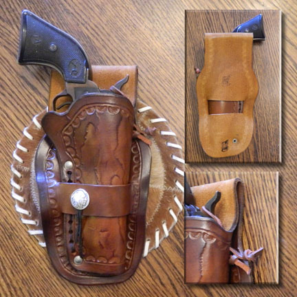 Old Gringo Holsters